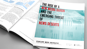 The Rise Of A New Media Baron