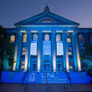 UNC Hussman School of Journalism and Media will be the home of the Center.