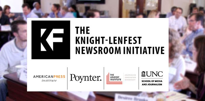 Knight-Lenfest logos