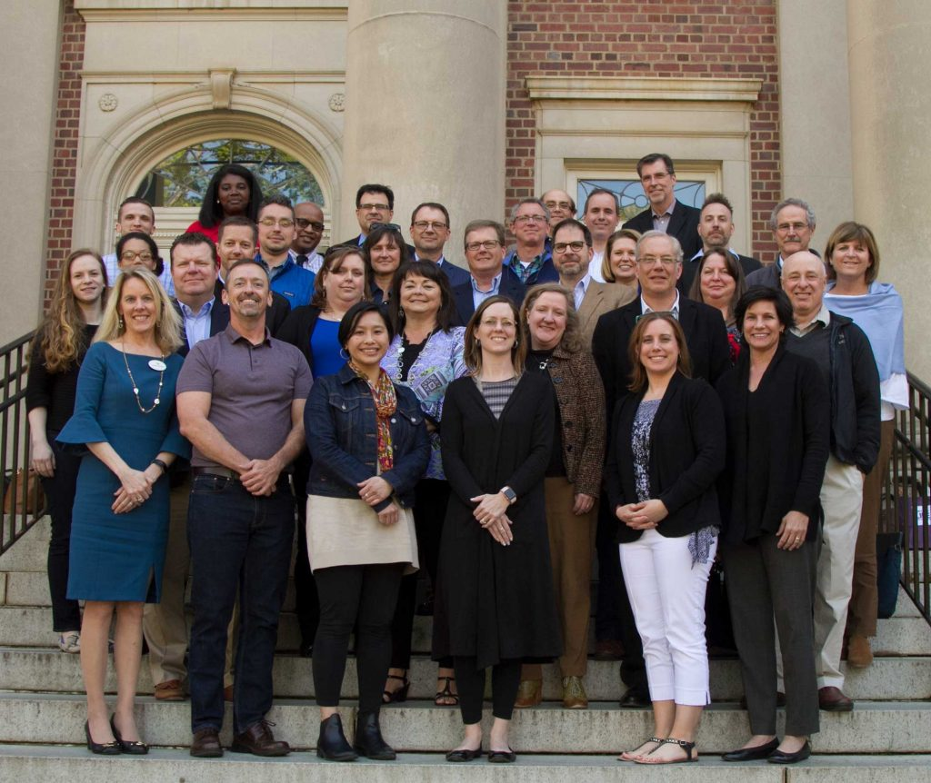 photo of first cohort