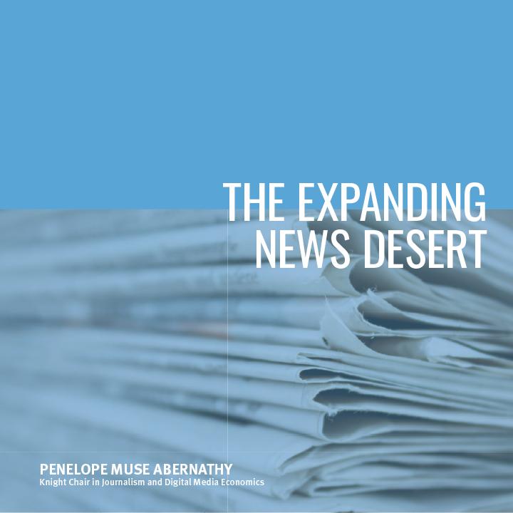 FI Expanding News Desert_